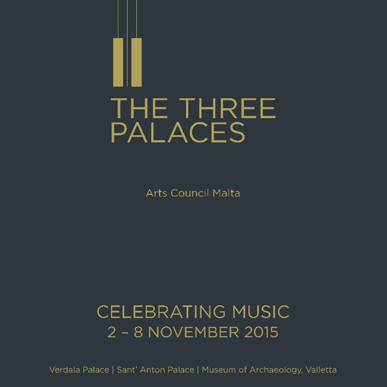 The Three Palaces Music Festival 2015