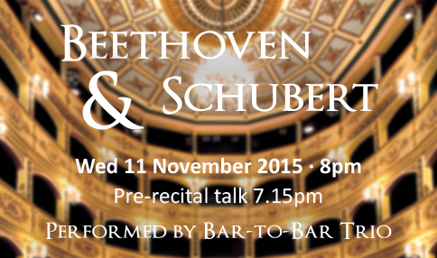 Beethoven and Schubert
