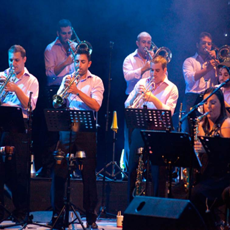 Toi Toi Big Band Concert