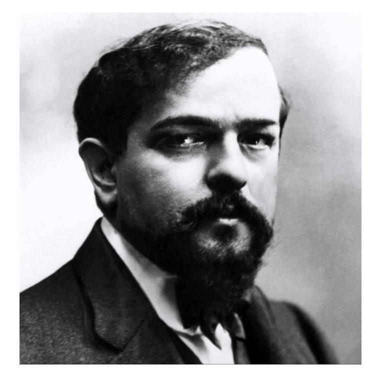 Celebrating Claude Debussy