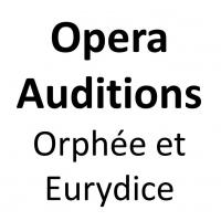 AUDITIONS: Opera Chorus