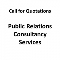 Call for Quotations: PR Consultancy Services