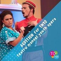 AUDITIONS for TMYO: Teatru Manoel Youth Opera
