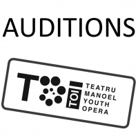 AUDITIONS: Teatru Manoel Youth Opera
