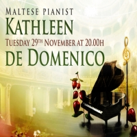 Kathleen de Domenico performs at Teatru Manoel