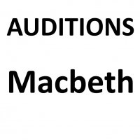 AUDITIONS: Macbeth