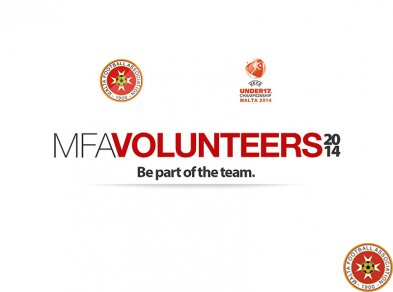 UEFA European U17 Championship –Malta, May 2014: Launching of Programme for Volunteers
