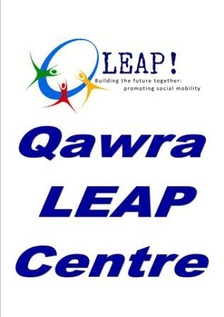 Qawra Leap Centre and Youth Included working on the 'Pave d Way 4 Reading' Project